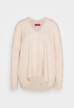 MAX&Co. - CAPORALE - Pullover - beige