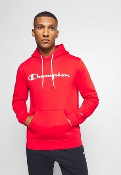 Champion - LEGACY HOODED - Huppari - red