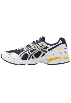 ASICS SportStyle - GEL-1090 UNISEX - Sneaker low - midnight/pure silver