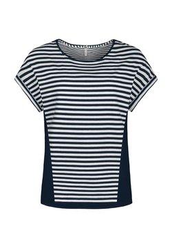 Short Stories - RINGEL - Nachtwäsche Shirt - blau