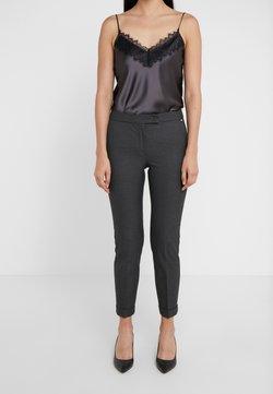 MAX&Co. - MONOPOLI - Pantalon classique - dark grey
