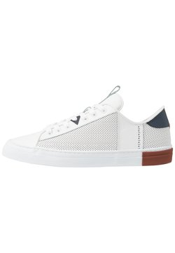 HUB - HOOK - Sneakers laag - white/blue/gravel