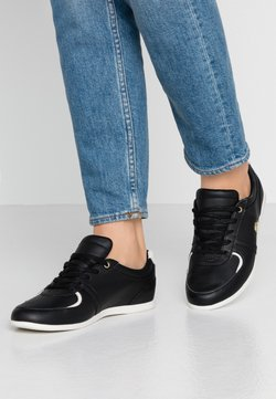 Lacoste - REY SPORT  - Baskets basses - black/offwhite