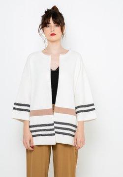 Camaïeu - Manteau court - off-white