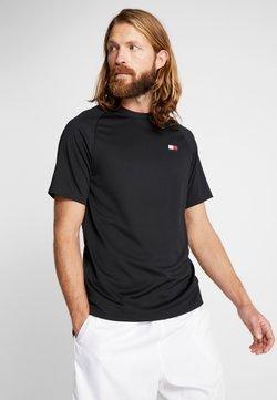 Tommy Hilfiger - BACK LOGO - T-Shirt print - black