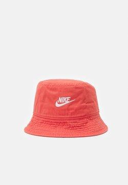 Nike Sportswear - BUCKET FUTURA WASH UNISEX - Cappello - magic ember