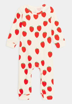 Mini Rodini - BABY STRAWBERRY UNISEX - Jumpsuit - offwhite