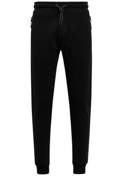 Next - BLACK SKINNY JOGGERS - Jogginghose - black
