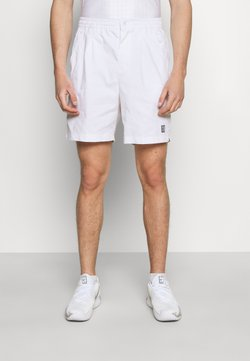 Nike Performance - SHORT HERITAGE - kurze Sporthose - white