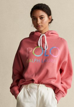 Polo Ralph Lauren - SEASONAL - Sweatshirt - ribbon pink