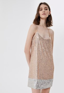 Liu Jo Jeans - SHORT SEQUIN - Cocktailkleid/festliches Kleid - pink