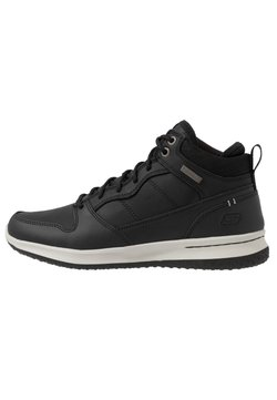 Skechers - DELSON - Sneaker high - black