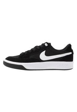 Nike SB - ADVERSARY UNISEX - Skateschuh - black/white
