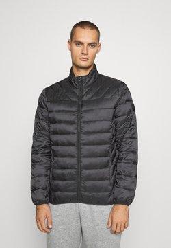 Burton Menswear London - LIGHTWEIGHT PUFFER - Lett jakke - charcoal
