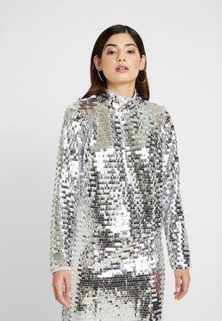 Glamorous Petite - Bluser - silver