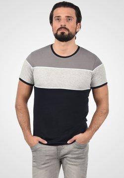 Solid - CODY - T-Shirt print - black