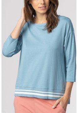mey - Nachtwäsche Shirt - faded denim