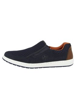 Rieker - Loafers - pacific-navy-amaretto