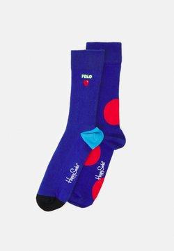 Happy Socks - JUMBO DOT UNISEX 2 PACK - Socken - multi