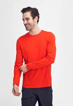 Mammut - SERTIG - T-shirt sportiva - red