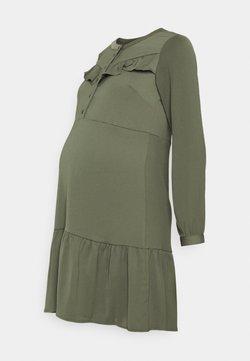 MAMALICIOUS - MLDIDDI LIA DRESS - Vestido informal - thyme