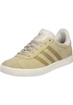 adidas Originals - GAZELLE  - Baskets basses - linen khaki/ clear brown