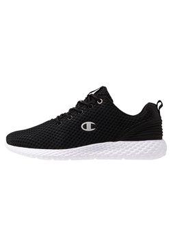 Champion - LOW CUT SHOE SPRINT - Zapatillas de running neutras - new black/white