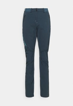 Vaude - SCOPI PANTS - Outdoor-Hose - steelblue