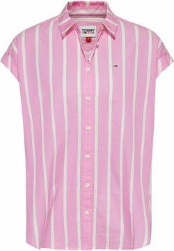 Tommy Jeans - Hemdbluse - tou pink