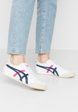 Onitsuka Tiger - MEXICO 66 - Sneaker low - white/navy/pink