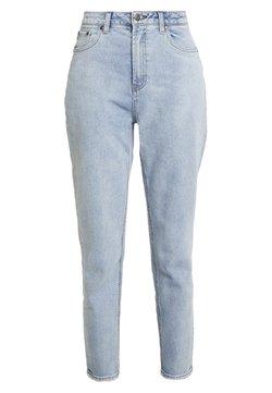 Object Tall - OBJMANDY MOM - Jeans baggy - light blue denim