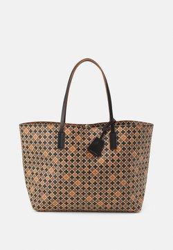 By Malene Birger - ABIGAIL - Shoppingveske - walnut