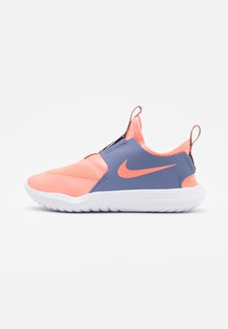 Nike Performance - FLEX RUNNER - Hardloopschoenen neutraal - atomic pink/world indigo/metallic red bronze