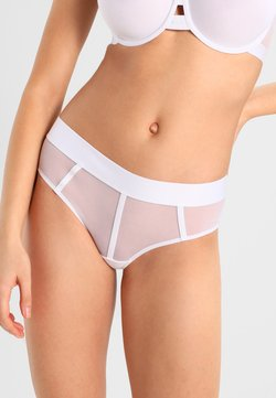 DKNY Intimates - SHEERS HIPSTER - Slip - white