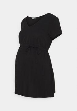 Anna Field MAMA - T-shirt basique - black