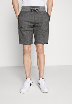 Superdry - ORANGE LABEL CLASSIC SHORT - Shorts - mid grey texture