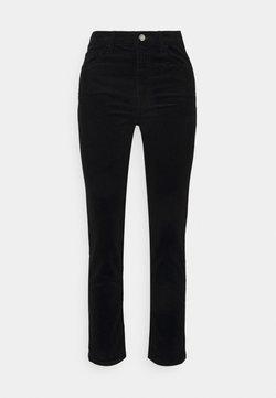 Club Monaco - THE HIGH RISE - Pantalones - black