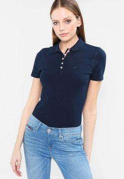 Tommy Jeans - ORIGINAL BASIC - Koszulka polo - dress blues