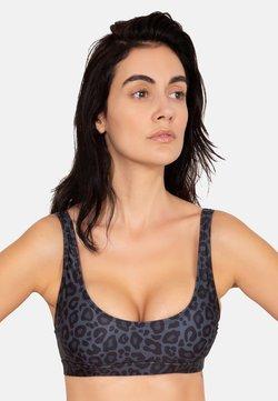 NAKA - Bikini-Top - black