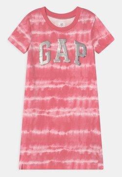 GAP - GIRL LOGO - Freizeitkleid - pink