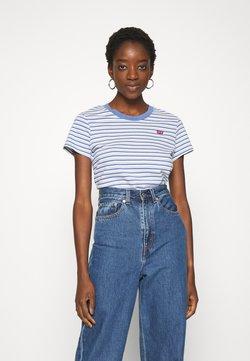 Levi's® - PERFECT TEE - T-shirt imprimé - silphium colony blue
