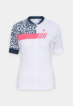 Ziener - NATJA LADY  - T-Shirt print - white
