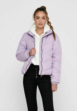 JDY - Winterjacke - pastel lilac