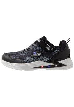 Skechers - ERUPTERS III - Sneaker low - black/silver