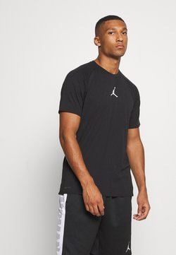 Jordan - AIR - Camiseta estampada - black/white