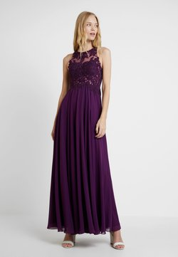 Mascara - Occasion wear - plum