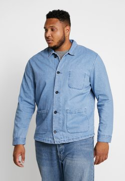URBN SAINT - USCARLSSON  - Denim jacket - light blue