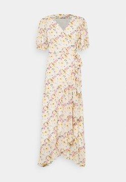 YAS - YASNILIMA WRAP DRESS - Hverdagskjoler - eggnog