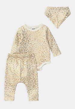 Cotton On - BUNDLE BIB SET - Legging - vanilla/summer ocelot