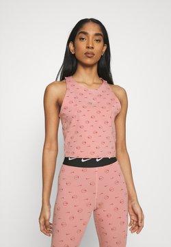 Nike Sportswear - TANK - Top - rust pink/canyon rust